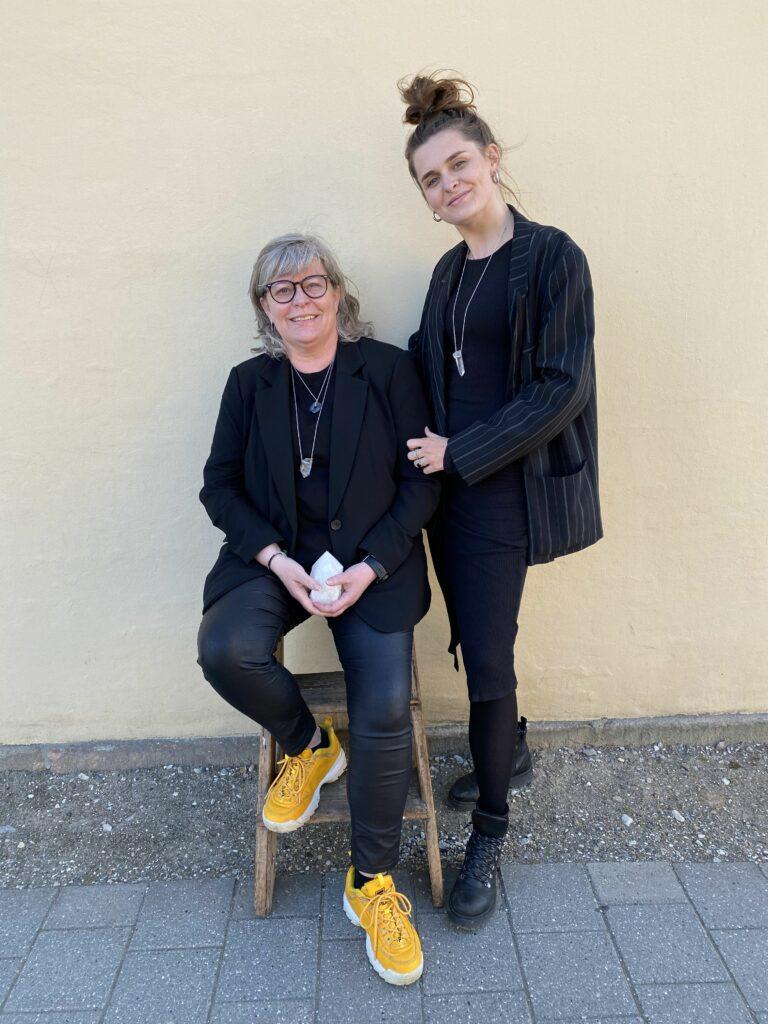 Babeth og Mathilde